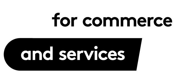 for commerce and services